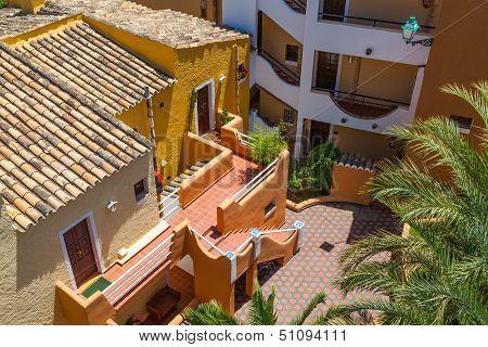 Scenic Rural Village In Paguera, Mallorca