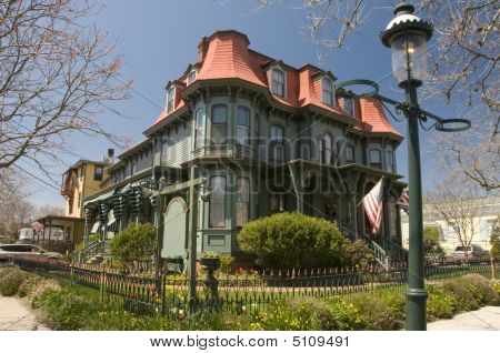 Victorian Bed And Breakfast