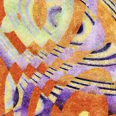stock photo of impressionist  - Computer designed impressionist - JPG