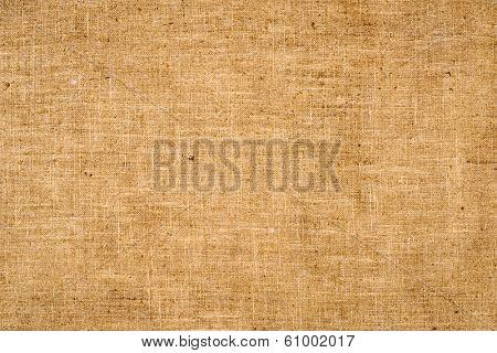 Old grunge canvas texture background