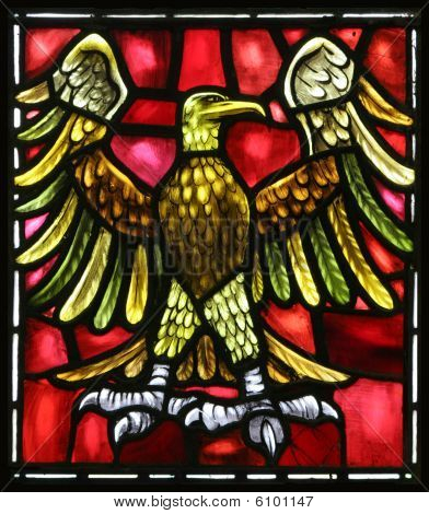 St. John's Evangelical Symbol, The Eagle