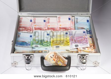 Case Full Of Money