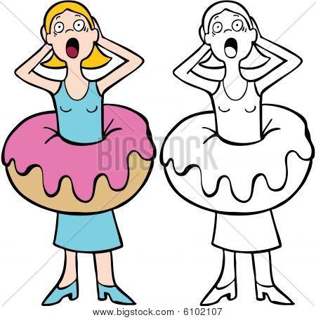 Donut Weight Gain