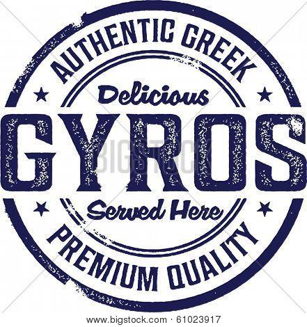 Delicious Greek Gyros