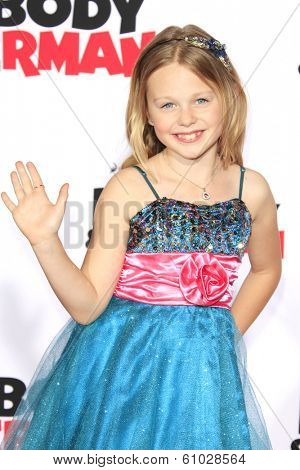 LOS ANGELES - MAR 5: Isabella Camp at the premiere of 'Mr. Peabody & Sherman' at Regency Village Theater on March 5, 2014 in Los Angeles, California