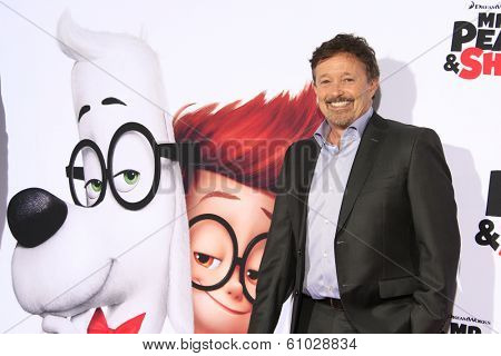 LOS ANGELES - MAR 5: Jason Clark at the premiere of 'Mr. Peabody & Sherman' at Regency Village Theater on March 5, 2014 in Los Angeles, California