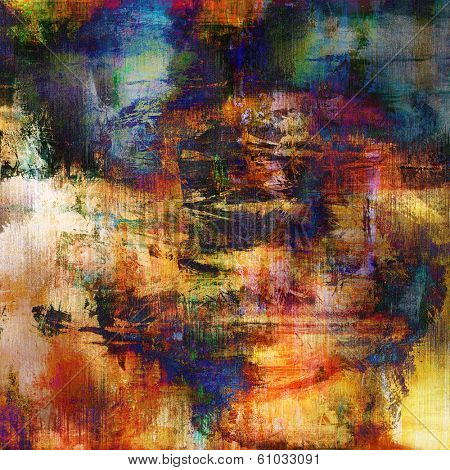 art abstract acrylic vibrant rainbow background