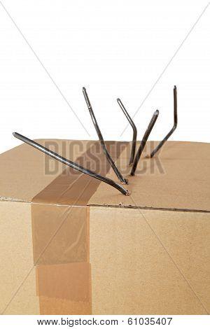 Transport Damage During Shipping