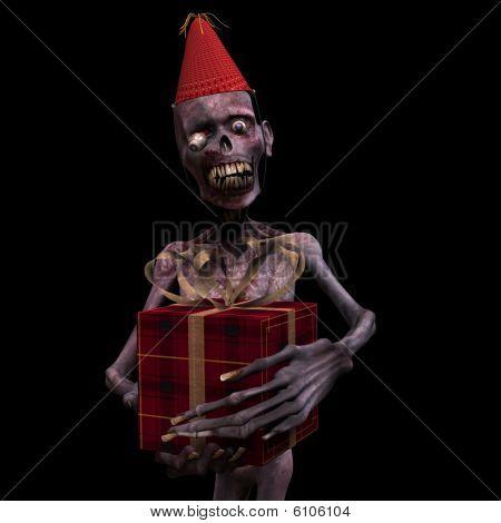 Zombie Birthday Present