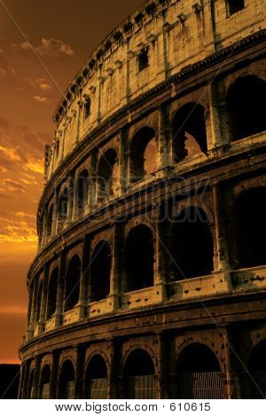 Coliseo Sunrise