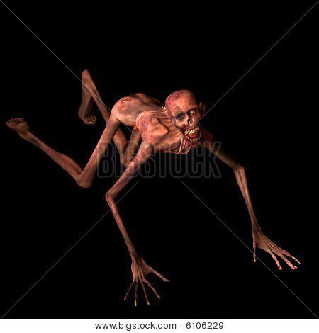 Zombie 9 - Crawling