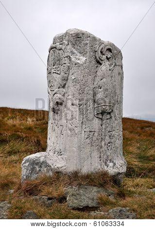 old boundary stones