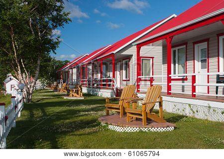 Le Motel Bo Bleuve-saint Simeon