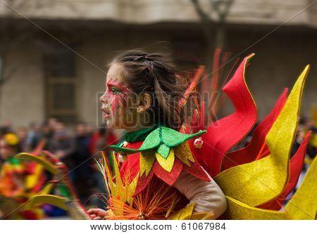 Rush Warrior Girl