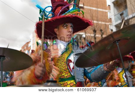 The Rhythm Of Carnival