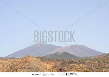 Volcano Pico De Teide, Tenerife Spain