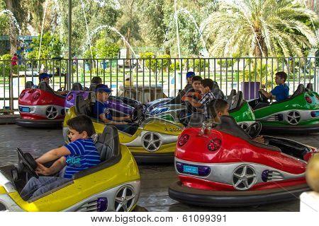 Iraqi Kids Playing