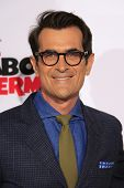 LOS ANGELES - MAR 5: Ty Burrell at the premiere of 'Mr. Peabody & Sherman' at Regency Village Theate