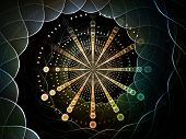 picture of symmetry  - Radial Symmetry series - JPG