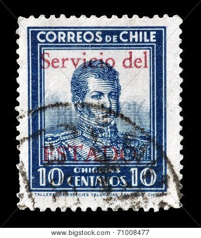Chile stamp 1935