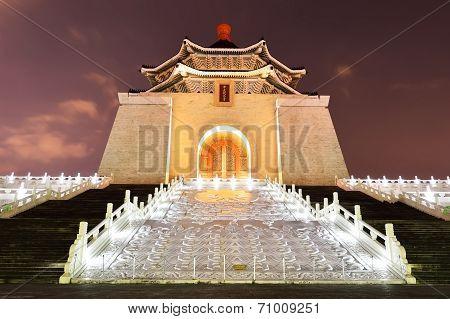 National Taiwan Democracy Memorial Hall, Chiang Kai-shek