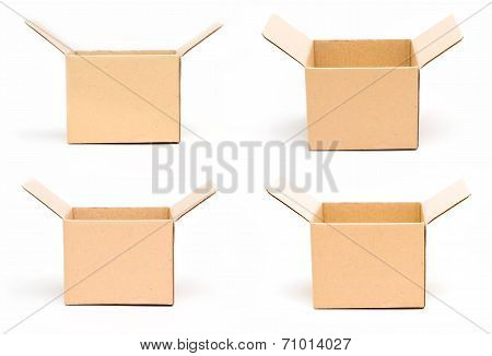 Different Shape Cardboard Boxes