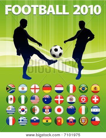 2010 Global Soccer Football Match