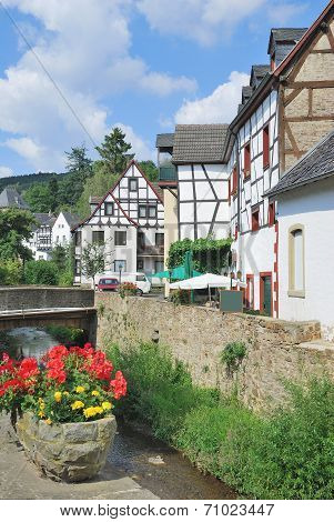 Bad Muenstereifel,Eifel region,Germany