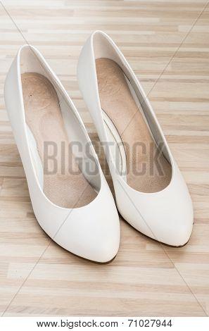 White Ladys Shoes