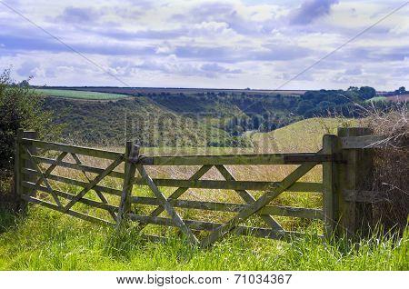 Field Gates, Brubberdale