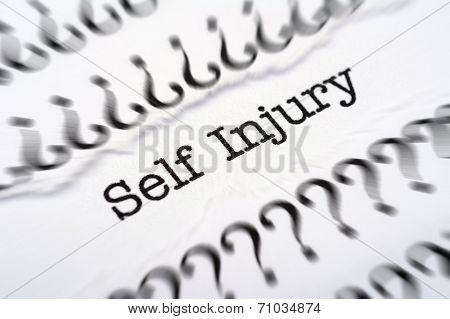 Self Injury Disease