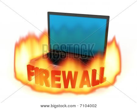 Laptop Firewall