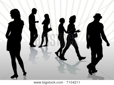 Couple of people