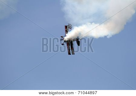 Skip Stewert Aerobatic Bi-plane