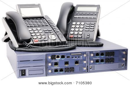 Phone Switch And Digital Telephones