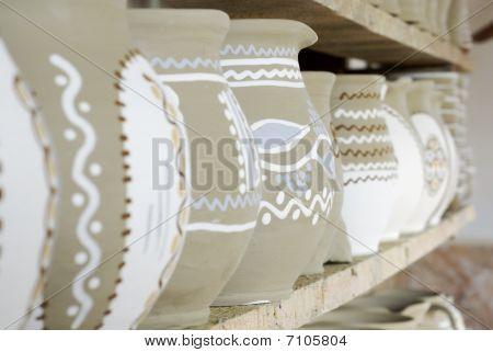 Hady Made Pottery