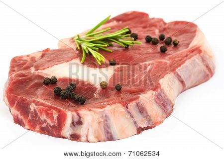 Steak Raw