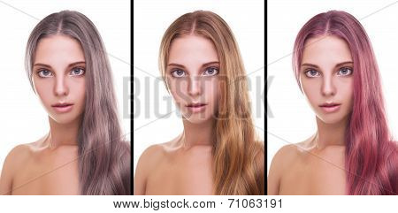 Comercial For Hair Colors