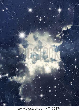 Stars In Spase