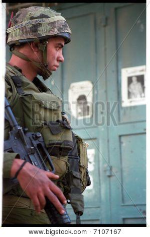 Israeli Soldier