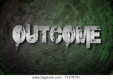 Outcome Concept