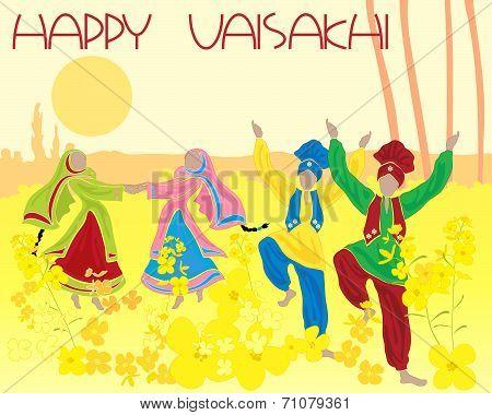 Punjabi Harvest