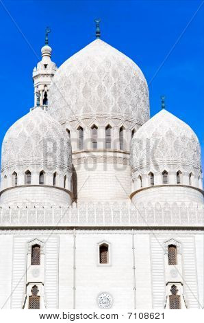 Mosque In Alexandria