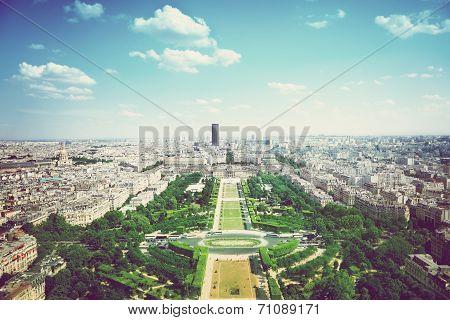 Champs De Mars