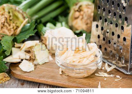 Fresh Made Celeriac Salad