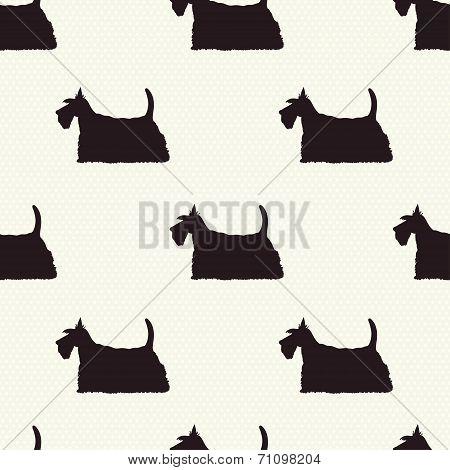 Dog Pattern.