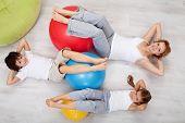 pic of abdominal  - Abdominal workout  - JPG