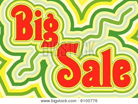 Sale Poster,