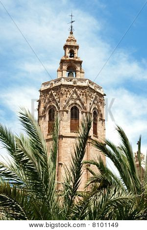 El Miguelete In Valencia