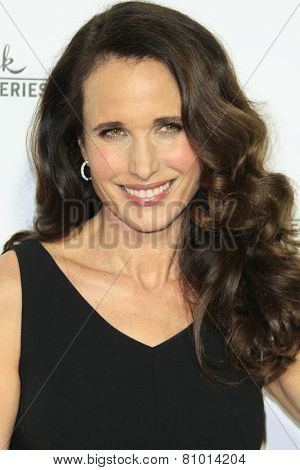 LOS ANGELES - JAN 8: Laura Nativo at the TCA Winter 2015 Event For Hallmark Channel and Hallmark Movies & Mysteries at Tournament House on January 8, 2015 in Pasadena, CA